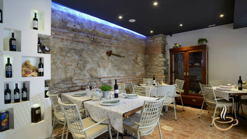 Restaurant Korta Split Croatia