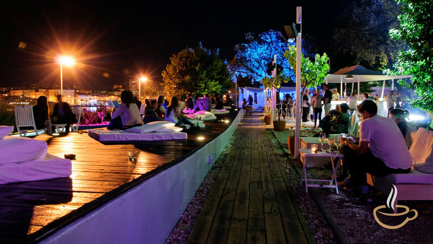 The Garden lounge, Zadar, Croatia