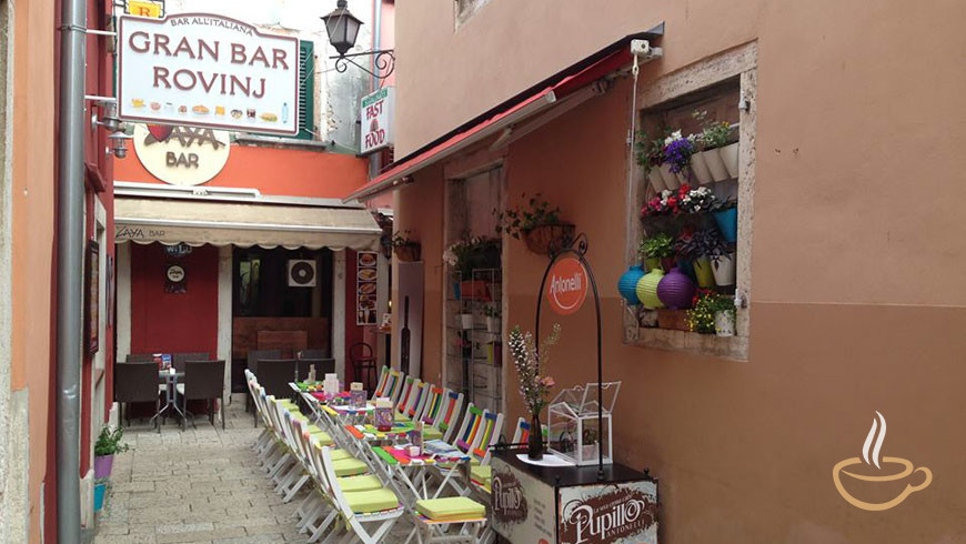 Gran Bar Bars Rovinj