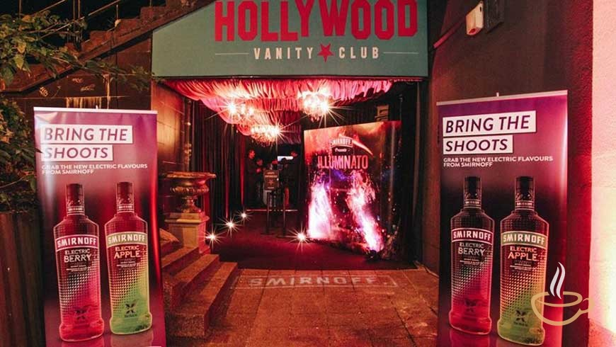 Hollywood Vanity Club Events Zagreb