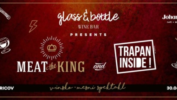 JF presents: Meat The King & Trapan Events Zagreb
