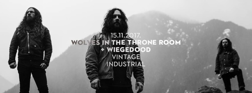 Wolves In The Throne Room + Wiegedood I 15/11/2017 I VIB