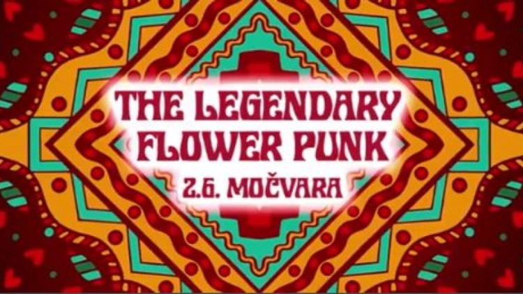 Trance fusion / kraut rock gig: The Legendary Flower Punk Događanja Zagreb