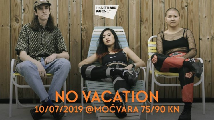 Američka dream pop senzacija No Vacation Događanja Zagreb