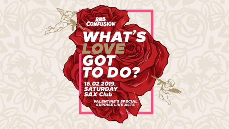 What's Love Got To Do? Valentines special Events Zagreb