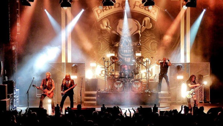 Primal Fear + Freedom Call Events Zagreb
