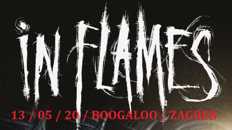 In Flames Events Zagreb