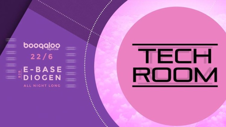 Tech ROOM at Boogaloo 22.06.2018 Events Zagreb