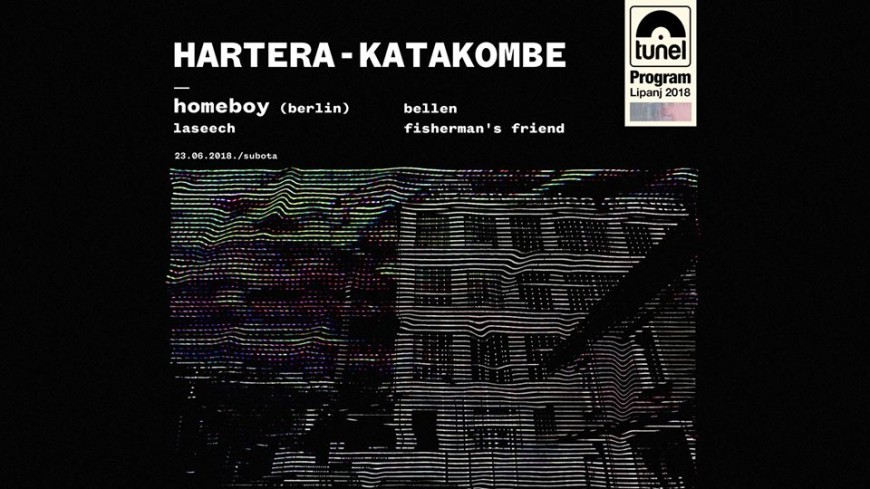 H O M E B O Y [Berlin] at Hartera