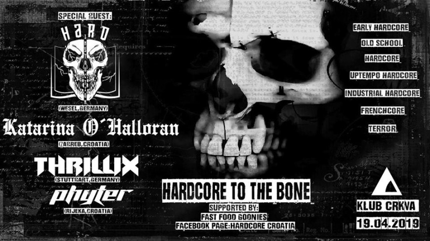 Hardcore to the Bone