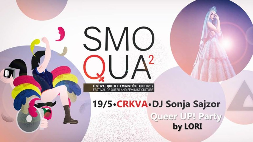 Queer UP! Party by LORI: Smoqua 2 edition
