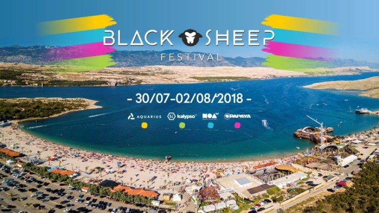 Black Sheep Festival 2018 Events Novalja