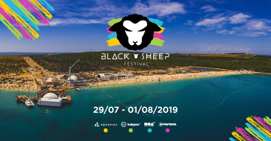 Black Sheep Festival 2019 Bars Novalja
