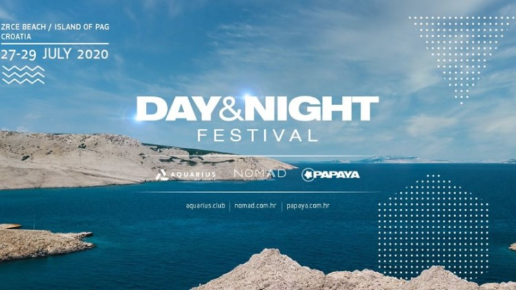 DAY & NIGHT Festival 2020 Events Novalja