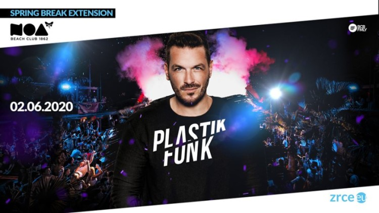 Plastik Funk / Spring Break Extension Events Novalja