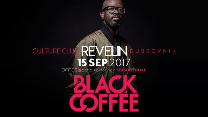 Black Coffee at DANCEϟectric Residency