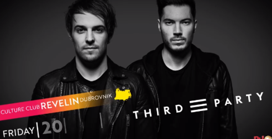 Third Party | 20.07.2018 at Culture Club Revelin Bars Dubrovnik