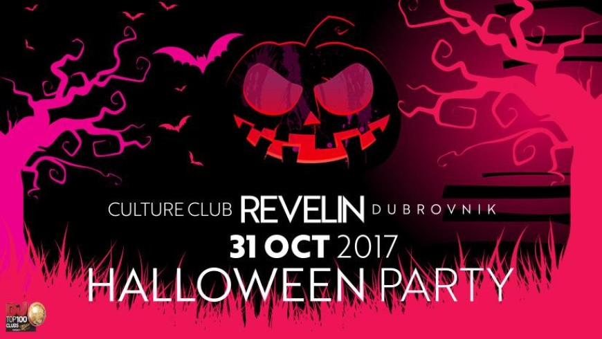 Halloween Party @Culture Club Revelin Barovi Dubrovnik