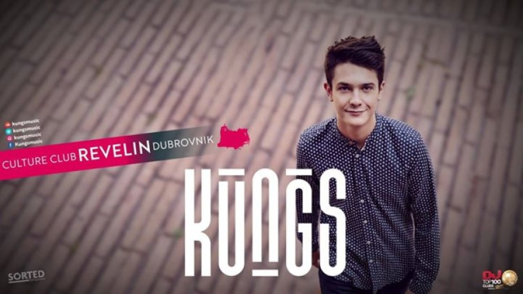 KUNGS   15.08.2018 at Culture Club Revelin Events Dubrovnik