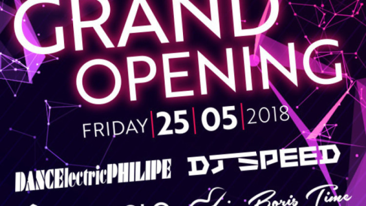 Grand Opening of Summer Season 2018 @Culture Club Revelin Events Dubrovnik