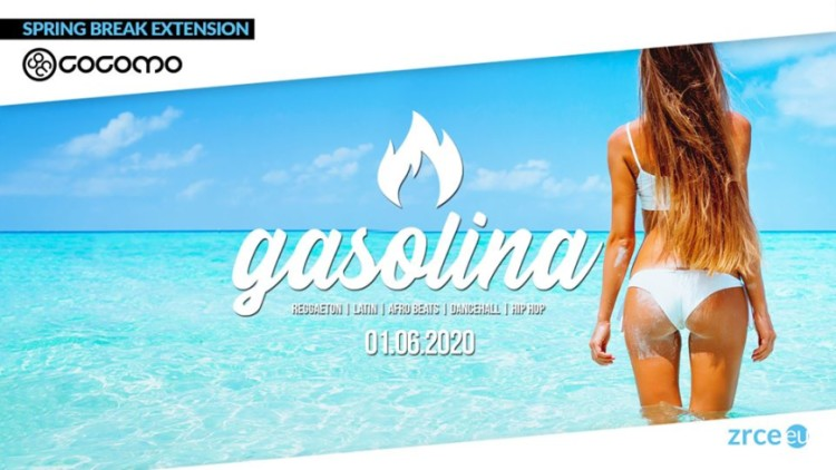 Gasolina / Spring Break Extension Events Novalja