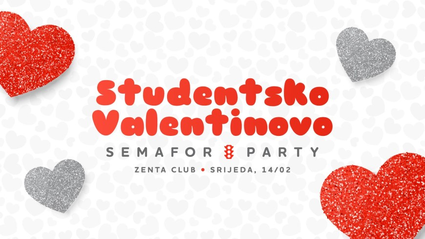 Studentsko Valentinovo at Zenta Club