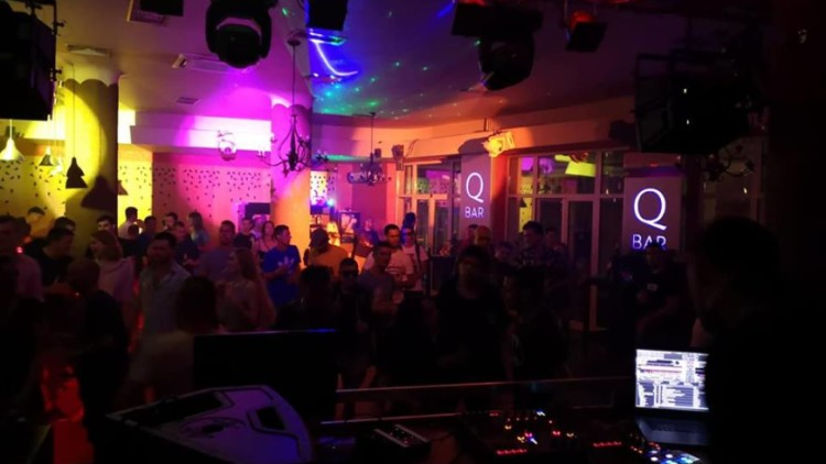 Trashlicious Nights&Parties at Q bar Events Zadar