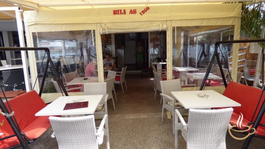 Bili As Restaurants Split