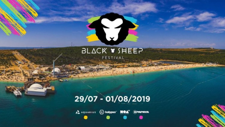 Black Sheep Festival 2019 Events Novalja