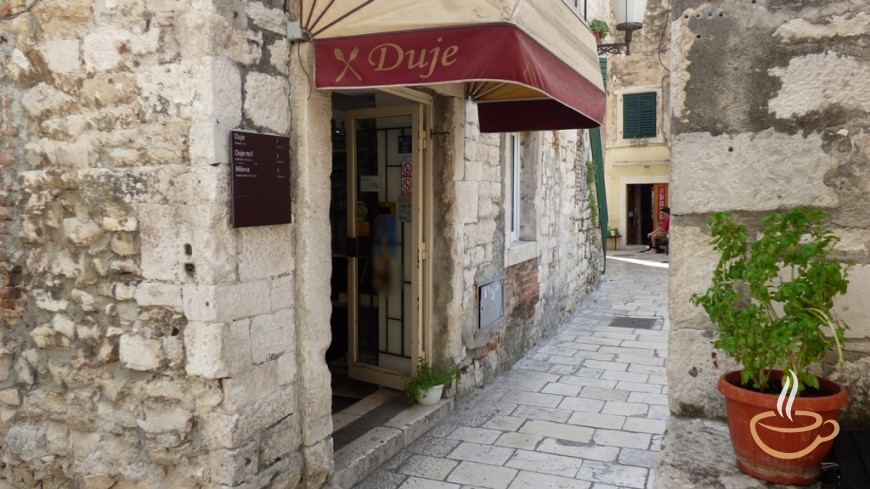 Kavana Duje Restaurants Split