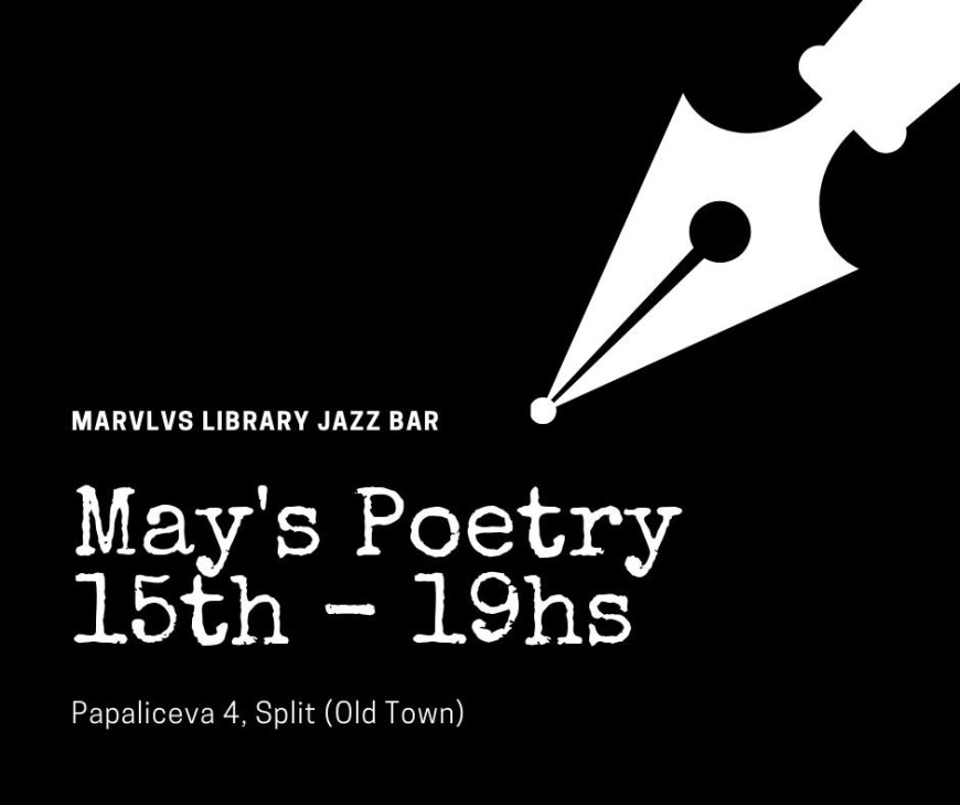 May's Poetry Reading
