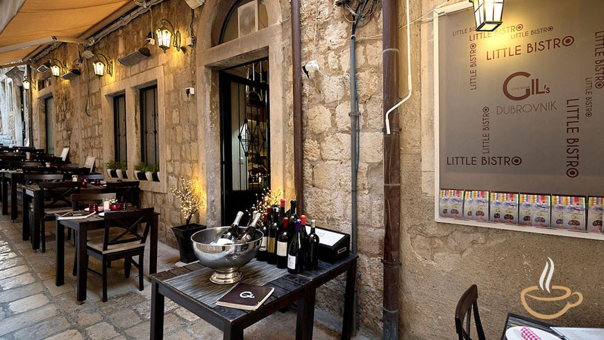 Gil´s Little Bistro Restaurants Dubrovnik