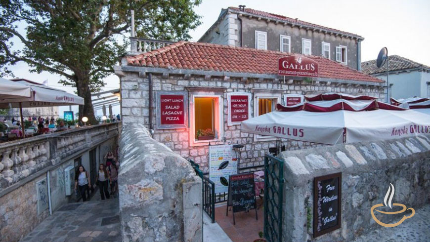 Gallus Restaurants Dubrovnik