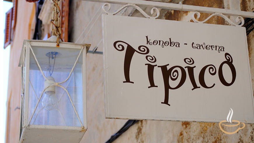 Tipico Old Town Restaurants Rovinj