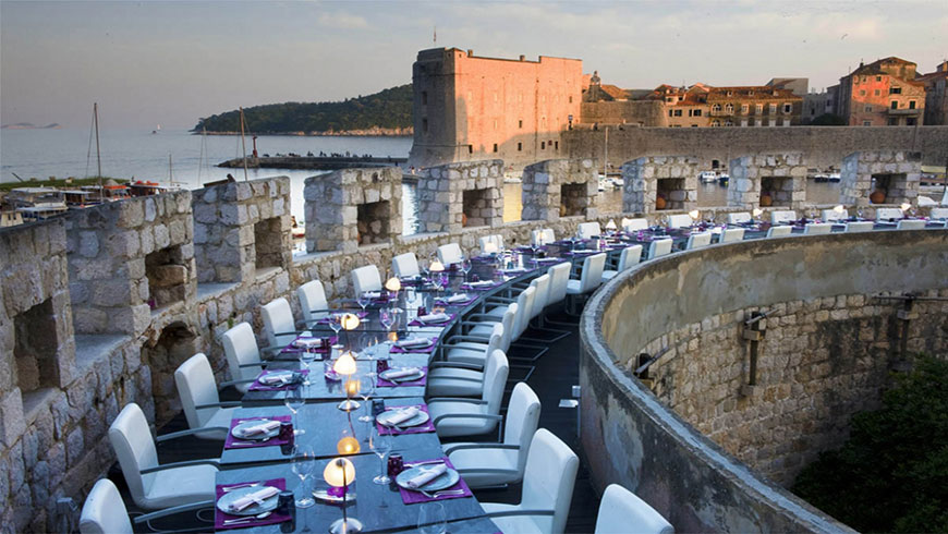 DUBROVNIK – Restaurants That Will Delight You with Mediterranean Specialties