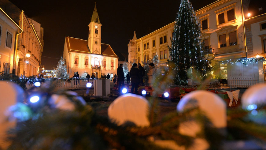 BEST ADVENT CITIES IN CROATIA – Advent in Varaždin