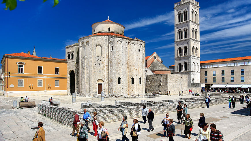 EXPERIENCE ZADAR – The Most Famous Attractions, The Best Beaches and Places and Best Restaurants!